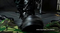 DOMINANT COP HUMILIATE SLAVE - 072