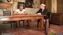 German Milf Into Sex Younger Guy
