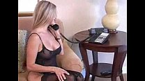 HotWifeRio Gorgeous Blonde Mom Craves Cock's Thumb