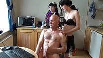 Ulf Larsen   Ejaculating  Humiliated & Peeing!
