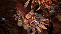 FapZone // Sylvanas (World of Warcraft) Vorschaubild