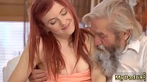 Teasing old man and young couple hd first time Unexpected practice thumbnail
