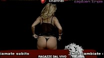 Milly D' Abbraccio - sexphone Preview