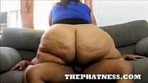 THEPHATNESS.COM JUICY BOMSHELL HARD BACKSHOTS
