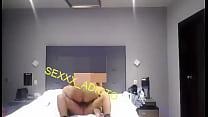 Pareja4 4 Haciendole anal con piernas al aire y le gusto,  como goza la doble penetración(yo abajo)