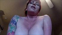 Cougar Redhead with Big Knockers preview image