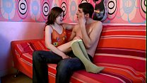 Young Small Tits Hardcore Cute brunette Angela Visit Freshteenscams.com