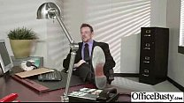 Office Sex With Horny Slut Girl With Big Tits vid-15 Preview