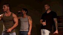 Vídeo gay   Marc Dylan recibe por todos sus agujeros