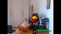 Flip On VIBEPUSSY Sensual Toy Wet Squirting Pussy Cum Compilation 3