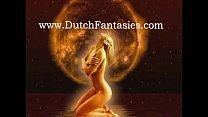 Blonde Dutch Babe Couch Sex