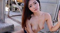 Hana Aoyama ถ่ายแบบเซ็กซี่สาวสวยน่ารักหุุุ่นดีนมสวย