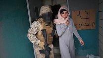 TOUR OF BOOTY   Arab Hooker Satisfies American