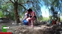 Outdoors Sex Time. Raf080