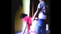 2014 New Punjabi Bhabhi Red Salwar With littel Dever ji's In home sex pornhub video