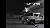Blowjob in parking lot