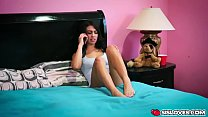 Sweet hottie babe Taylor May loves a cock in her pussy porn thumbnail