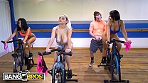 6376 BANGBROS - Fitness Trainer Brick Danger Sticks His Dick In Rose Monroe's Latin Big Ass In Spin Class preview