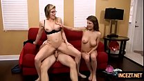 Dillion Carter in daughter joins mom dad Image