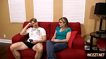 Dillion Carter in daughter joins mom dad thumbnail