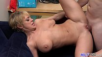 14766 MILF Trip - Super horny blonde big-boobed MILF can't get enough cock - Part 1 preview