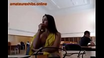 Busty Exhibitionist amateur in the library 6-amateurexhibs.online