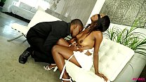 Image: Hot Ebony Chick Gets Fantasy Date And Then Gets Fucked Good