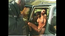 Anna Malle getting a huge black cock fucking