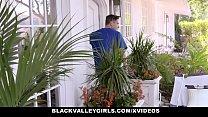 sweet krissy video & Hot Ebony Teen Fucks Swim Coach thumbnail