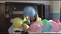MKS Popping balloon