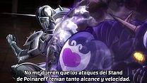jojo's bizarre adventure stardust crusaders Egypt Arc capitulo 19 (sin censura)