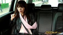 Asian Marica sucks cock and drilled with perver...