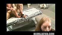 Nymphomaniac Cum Humiliated! Preview
