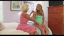 Milf and Hot Babe get it on thumbnail