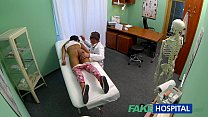 FakeHospital Young teen girl not on birth control bends over preview image