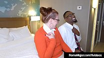 Black Cock Rome Major - Nerdy Anal with Ginger Reigh! - 9Club.Top