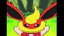 Pokemon Eevolutions Riding Outdoors