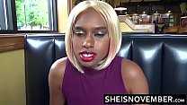 Gorgeous Ebony Student Feet Fucking Her Teacher In Public Diner And Sucking His Big Dick At His Home With Cumshot Facial By Big Tits Black Girl Trying To Get Grade Msnovember