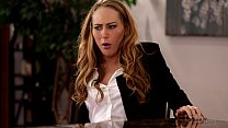An unusual interview with Carter Cruise and Chanell Heart preview image