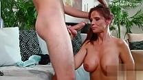 Wet pornstar dicksucking thumbnail