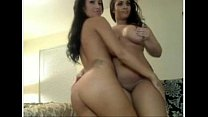 Two sexy lesbians fuck on cam, come watch them ...