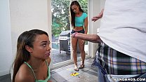 Adrian Maya and Jamie Marleigh Quickly Learn Th...