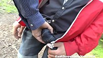 Handjob in Public Park - Free Porn Videos - YouPorn