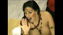 Sweet kiss from Regina Rizzi -Brazil Beauty Queen