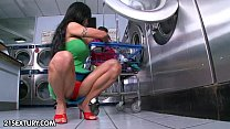 Do me first the laundry can wait! pornhub video