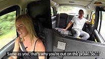 Big ass cab driver bangs her client