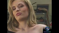 Sweet sexy Sylvie Taylor goes wild at threesome...
