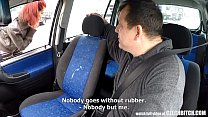 Real Czech Prostitute Takes Money for CAR SEX [체코 czech]