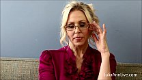 Bad Teacher Milf Julia Ann Shows You How To Get...
