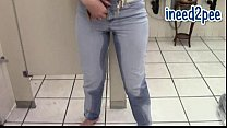 Pornstar Sinn Sage peeing wetting her panties older trailer pornhub video